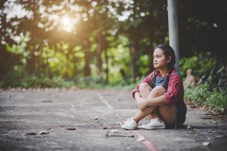 Симптомы детской наркомании