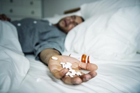 Болезни наркоманов